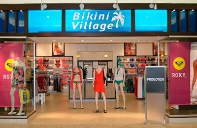 Bikini village locations